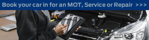 Book an MOT or Service
