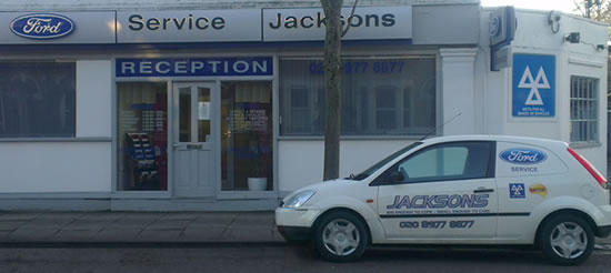 Jacksons Service Teddington