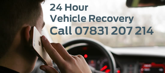 24 Hour Vehicle Recovery